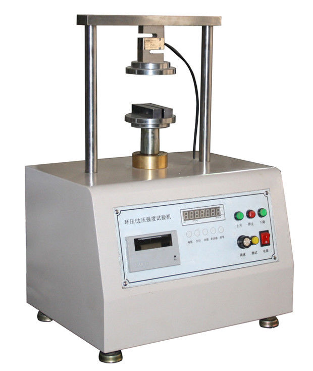 200Kg Capacity Ring Material Testing Equipment TAPPI Standard 200KG